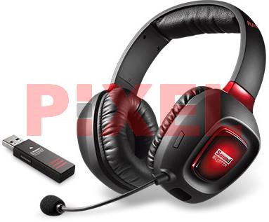 Słuchawki bezprzewodowe CREATIVE Sound Blaster Tactic3D Rage Wireless V2.0