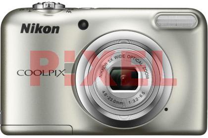 Aparat kompaktowy NIKON Coolpix A10 Srebrny