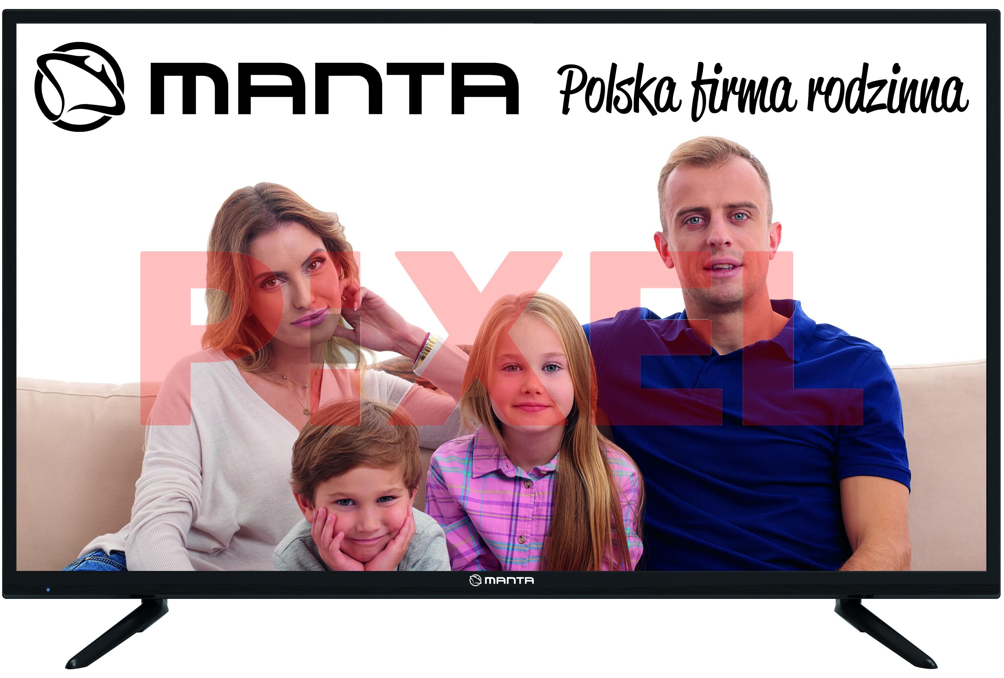Telewizor Manta 40LUA58K