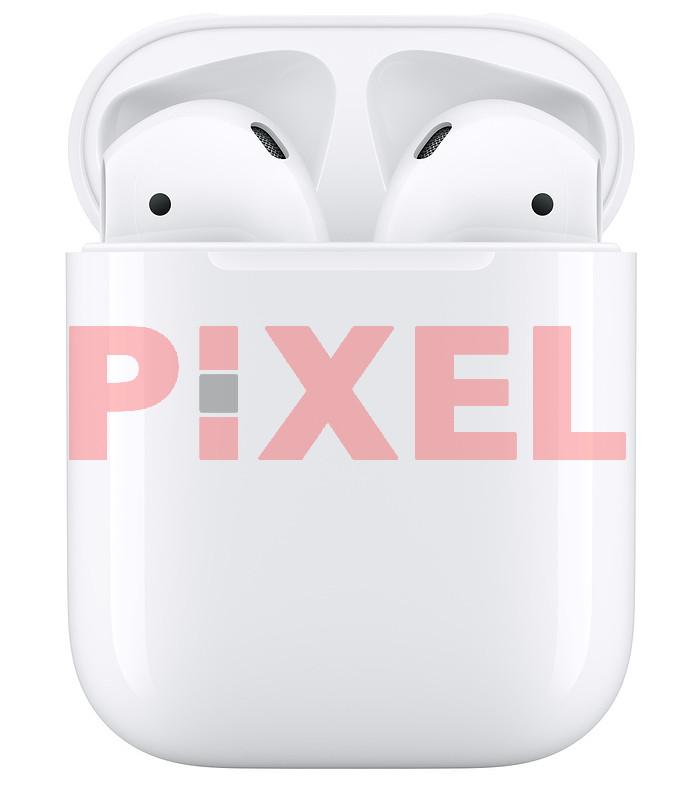 Słuchawki bezprzewodowe Apple AirPods 2 biały (MV7N2ZM/A)